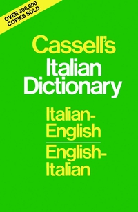 Cassell?s Italian Dictionary (Thumb–indexed Version) italian visual phrase book