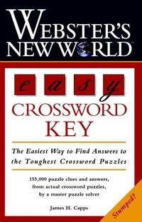 Webster?s New WorldTM Easy Crossword Key gordon loberger webster s new worldtm english grammar handbook