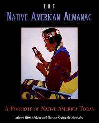 The Native American Almanac: A Portrait of Native America Today the portrait of a lady ii
