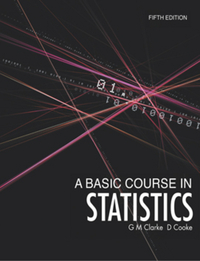 A Basic Course in Statistics course enrollment decisions