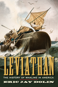 Leviathan – The History of Whaling in America a new literary history of america
