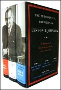 The Presidential Recordings – Lyndon B. Johnson – Toward the Great Society, Febuary 1, 1964–May 31, 1965 V 4–6 3V Set виниловая пластинка johnson robert the complete recordings the centennial collection 3 lp