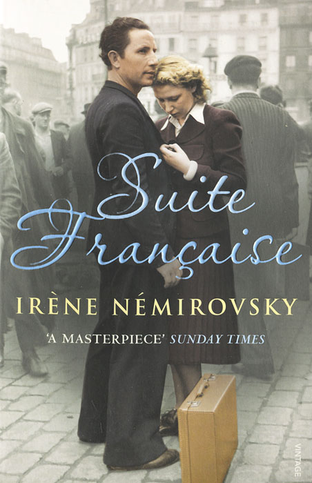 Suite Francaise what she left