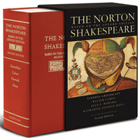 The Norton Shakespeare 2e – Boxed Trade Edition shakespeare hamlet norton critical editions