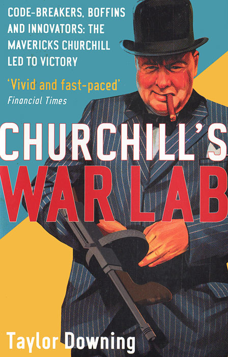 Churchill's War Lab the economics of world war i