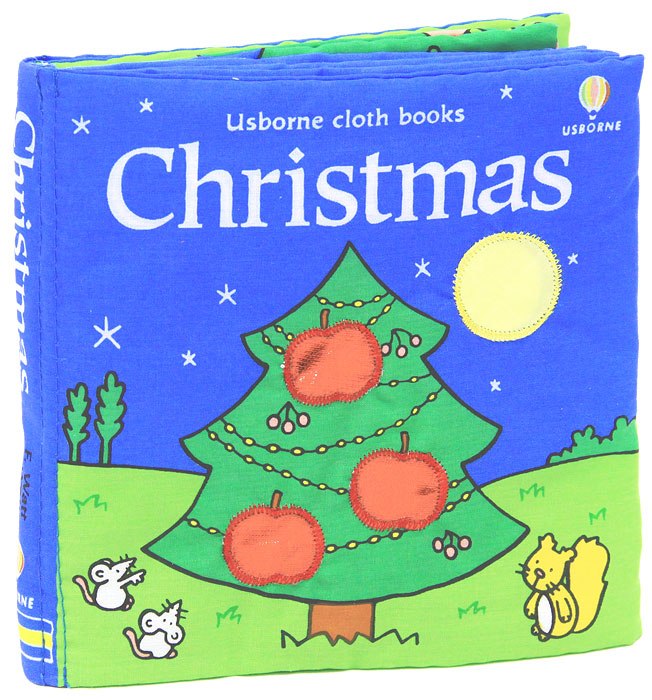 Christmas: Cloth Books finding hedgehog finding kitten finding penguin finding dino board 4 books 0 2 years old bilingual children s books