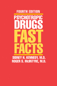 Psychotropic Drugs – Fast Facts 4e drugs