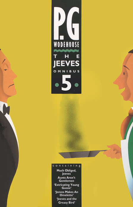 Jeeves Omnibus 5 the mindful chef