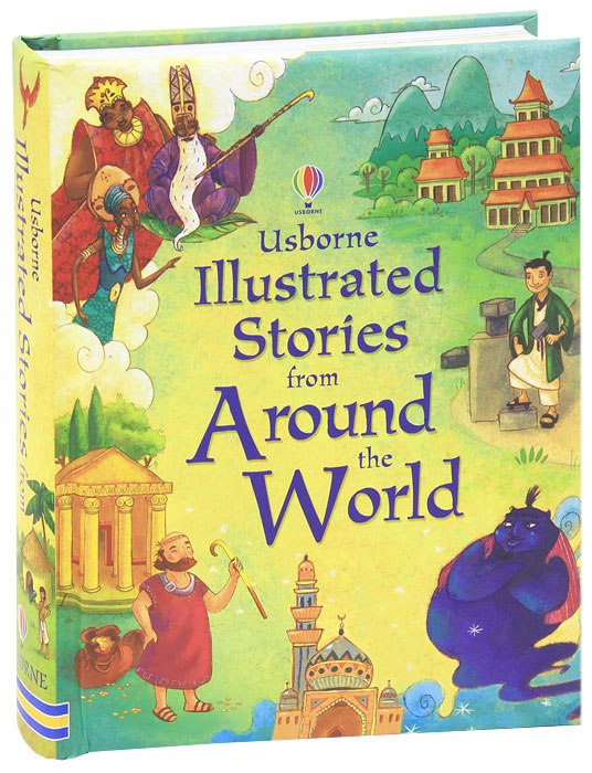 Illustrated Stories from Around the World the canterbury tales a selection