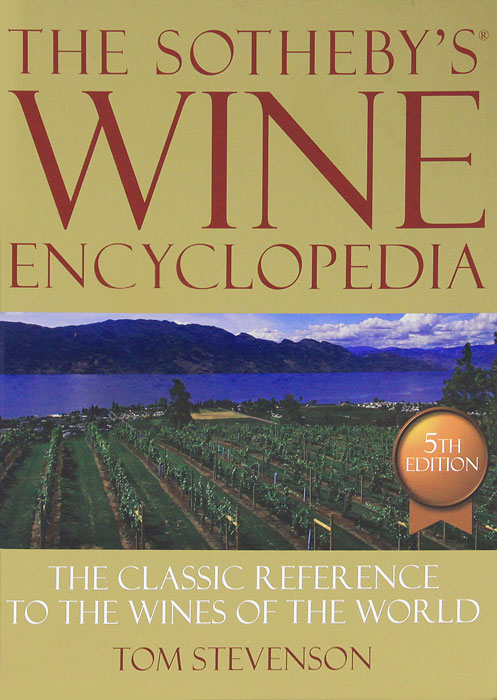 The Sotheby's Wine Encyclopedia the american spectrum encyclopedia the new illustrated home reference guide