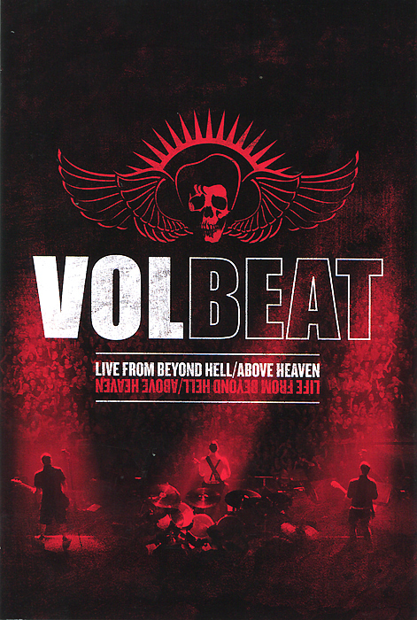 Volbeat: Live From Beyond Hell / Above Heaven between heaven and hell