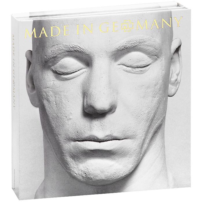 Rammstein Rammstein. Made In Germany (2 CD) rammstein rammstein volkerball cd dvd