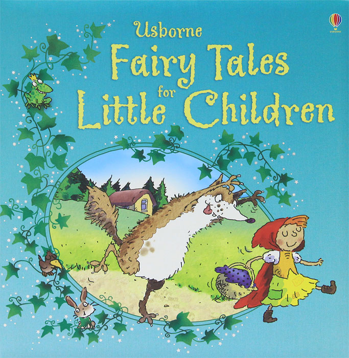 Fairy Tales for Little Children шапка salomon salomon sa007cuboig5