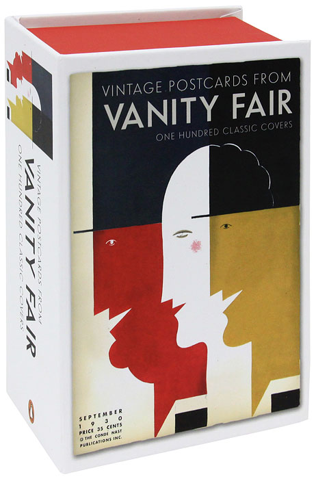 Vintage Postcards from Vanity Fair vanity