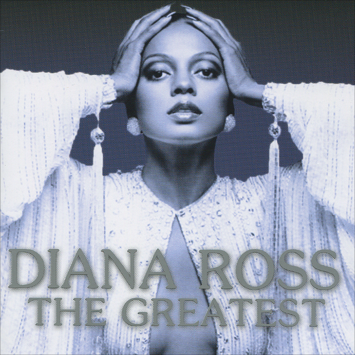 Дайана Росс Diana Ross. The Greatest (2 CD) diana ross all the great love songs