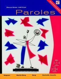 цена на Paroles