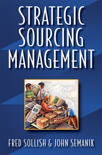 Strategic Sourcing Management applied strategic management