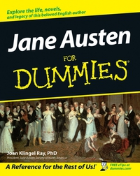 Jane Austen For Dummies® dwight spivey iphone for seniors for dummies