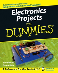 цены Electronics Projects For Dummies®