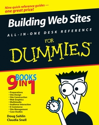 Building Web Sites All–in–One Desk Reference For Dummies® bruce clay search engine optimization all in one for dummies