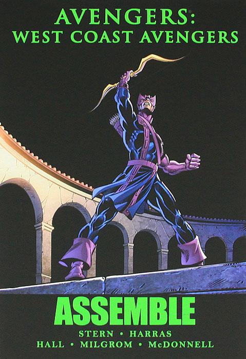 Avengers: West Coast Assemble deconnick kelly sue avengers assemble