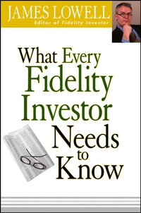 What Every Fidelity Investor Needs to Know paul barshop capital projects what every executive needs to know to avoid costly mistakes and make major investments pay off