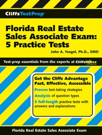 CliffsTestPrep® Florida Real Estate Sales Associate Exam  цена