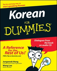 Korean For Dummies® landlord s legal kit for dummies