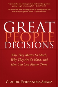 Great People Decisions course enrollment decisions