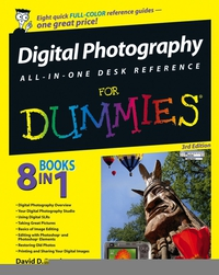 Digital Photography All–in–One Desk Reference For Dummies® building web sites all–in–one desk reference for dummies®