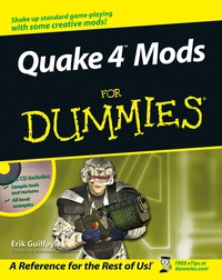 Quake 4TM Mods For Dummies® dwight spivey iphone for seniors for dummies