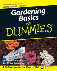 Gardening Basics For Dummies® dwight spivey iphone for seniors for dummies