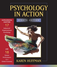 Psychology in Action basic psychology 5e sg