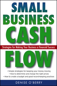 Small Business Cash Flow adam  brownlee building a small business