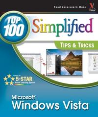Windows VistaTM windows® vistatm for dummies®