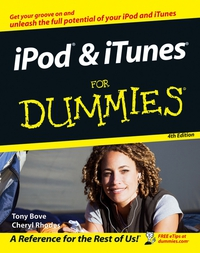 iPod® & iTunes® For Dummies® dwight spivey iphone for seniors for dummies