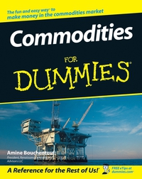 Commodities For Dummies® dwight spivey iphone for seniors for dummies
