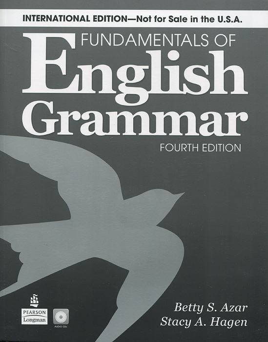 Fundamentals of English Grammar (+ 2 CD) т ю дроздова а и берестова н а курочкина the keys english grammar reference
