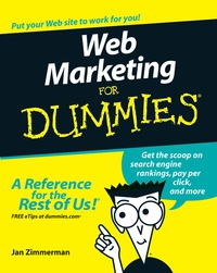 Web Marketing For Dummies® ed tittel xml for dummies