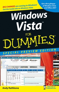 Windows® VistaTM For Dummies® dwight spivey ipad for seniors for dummies