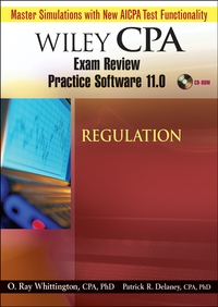 Wiley CPA Examination Review Practice Software 11.0 Regulation – Revised humanizing globalization practice of multi stakeholder regulation