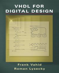 VHDL for Digital Design