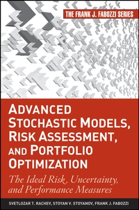 Advanced Stochastic Models, Risk Assessment, and Portfolio Optimization psychiatric interviewing and assessment