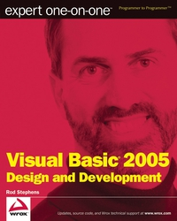 Expert One?on?OneTM Visual Basic? 2005 Design and Development