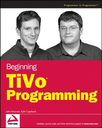Beginning TiVo® Programming