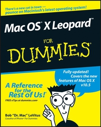 Mac OS® X LeopardTM For Dummies® landlord s legal kit for dummies