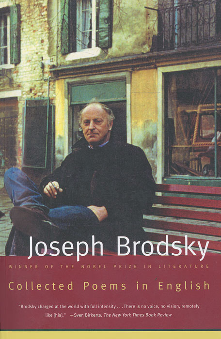 Joseph Brodsky. Collected Poems in English eastnight new high quality 100