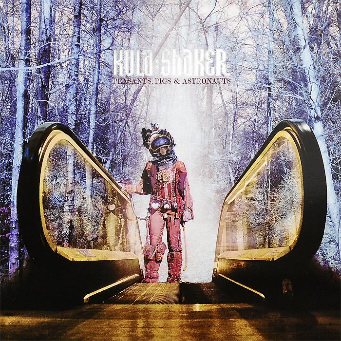 Kula Shaker Kula Shaker. Peasants, Pigs & Astronauts (LP) pigs have wings
