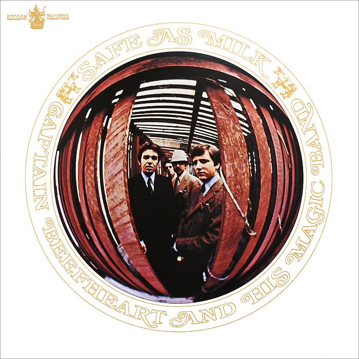 цена на Кэптен Бифхарт,The Magic Band Captain Beefheart & His Magic Band. Safe As Milk (2 LP)
