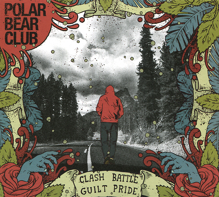 Polar Bear Club Polar Bear Club. Clash Battle Guilt Pride (LP) polar bear
